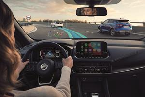 TOMTOM'S ADVANCED MAPPING TECHNOLOGY POWERS THE ALL-NEW NISSAN QASHQAI
