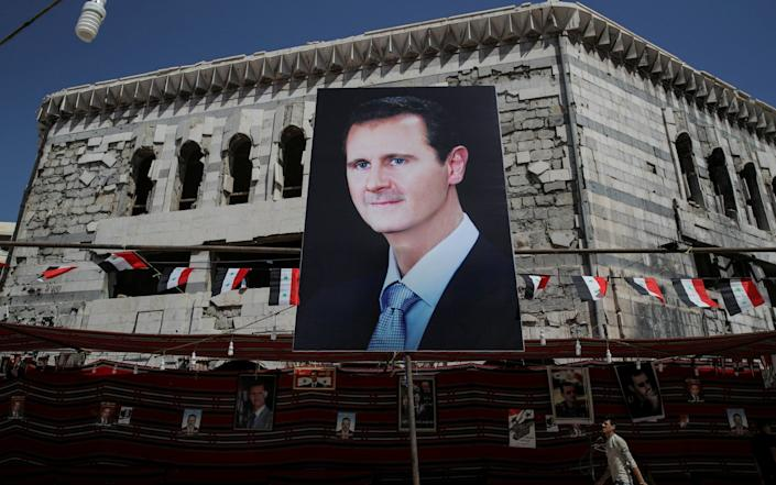The Caesar Act targets all of Assad's financial supporters worldwide, including Russia, and could seal off remaining cash flows to the regime. - Reuters