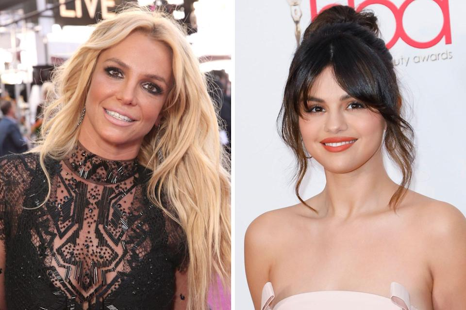 Selena Gomez Gifted Britney Spears These Rare Beauty Staples