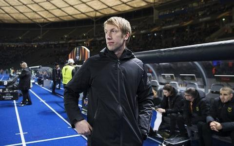 """Arsene Wenger will unleash Mesut Ozil in the Europa League for the first time this season as he steps up Arsenal's campaign to win the competition and secure a return to the Champions League. The Arsenal manager said Ozil will start on Thursday against Ostersunds FK, the Swedish team managed by Englishman Graham Potter, as the pressure increases on the north London side to find an alternative route into Europe's premier competition. Defeat by Tottenham Hotspur last weekend has left Arsenal floundering in sixth in the Premier Leauge, eight points behind fourth-placed Chelsea. Asked if Ozil will start, Wenger said: """"Yes. At some stage it has to be his first game in this competition. He wants to do well in this competition. """"When you go into a competition it is to try to win it, no matter where we are in the league. The pressure might be higher maybe but we try to go as far as we can."""" In the absence of the injured Alexandre Lacazette and the cup-tied Pierre-Emerick Aubameyang, Wenger will play Danny Welbeck in a central attacking role. Danny Welbeck will lead the line for Arsenal Credit: Getty images """"It is where I prefer him, personally,"""" Wenger said of Welbeck. """"He had to wait a little bit to get back in the team but that gave him time to work on his fitness. He looks very sharp."""" The fixture, which will be played in sub-zero temperatures in a stadium that holds just 8,000 fans, represents the most high-profile match in the Swedish club's history. Ostersunds was formed in 1996, after Wenger had taken over as Arsenal manager. It is a new frontier for Ostersunds and Potter, who has guided the side to three promotions, a Swedish Cup victory and now the last 32 of the Europa League since he took over as manager in 2011. They have already defeated Galatasary and Hertha Berlin in this campaign, and achieved a creditable draw with Spanish side Athletic Bilbao. Potter, who has become renowned in the city of Ostersund for the cultural productions, such as Swan Lake, that he """