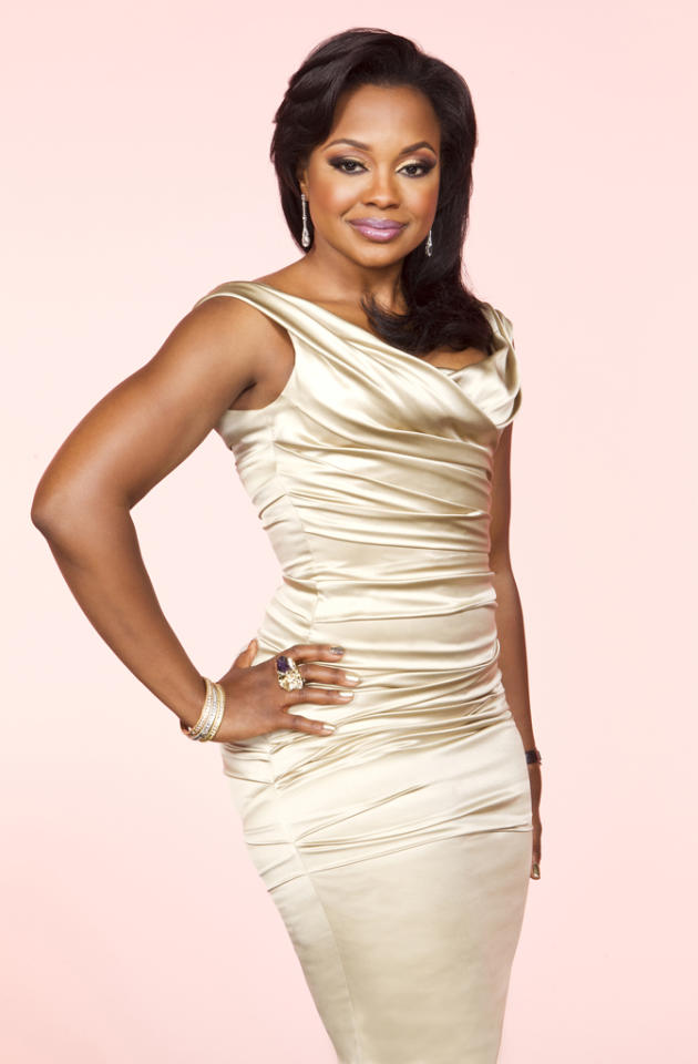 "Phaedra Parks in ""The Real Housewives of Atlanta"" Season 5."