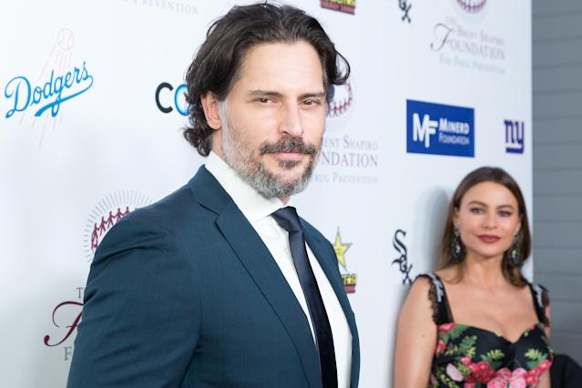 Joe Manganiello and Sofía Vergara attend The Brent Shapiro Foundation Summer Spectacular on Sept. 7, 2018 in Beverly Hills, California. (Photo: Greg Doherty/FilmMagic)