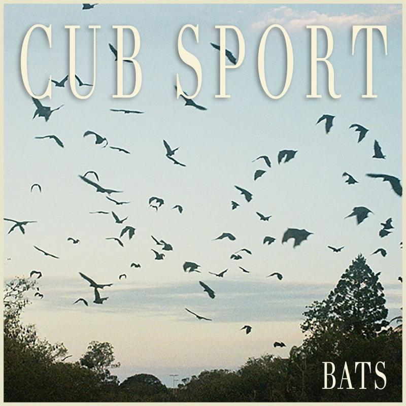 "Cub Sport's second album, ""BATS,"" is due out Sept. 22.  (Cub Sport)"