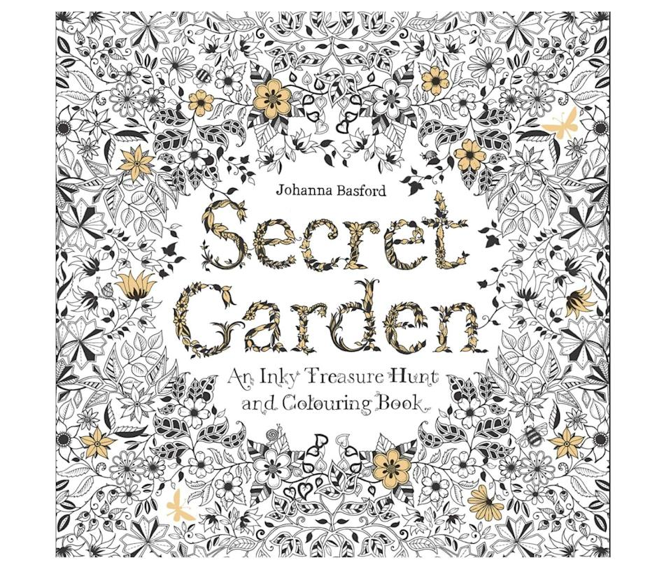 <p><span><strong>Secret Garden: An Inky Treasure Hunt and Coloring Book</strong></span> ($10) has over 8,000 five-star ratings on Amazon. Adult coloring books are a great mindfulness activity, too.</p>