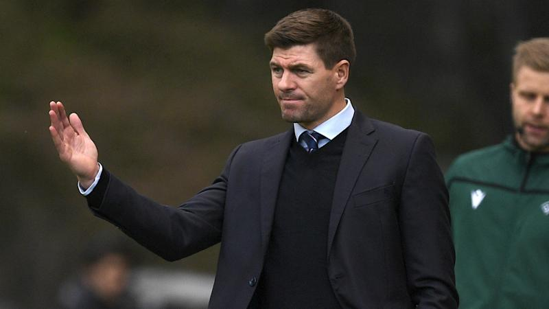 Rangers boss Gerrard is the best manager in Scotland, claims Lincoln Red Imps coach William