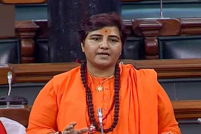 Facing Health Issues Due to 'Torture' by Congress: Pragya Thakur