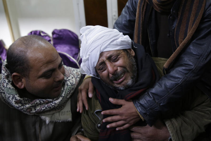 Image result for Survivors of Egypt Christian bus attack recount their horror,