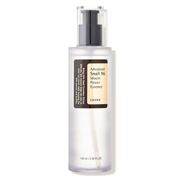 """<p><strong>COSRX Advanced Snail 96 Mucin Power Essence</strong></p><p>dermstore.com</p><p><strong>$25.00</strong></p><p><a href=""""https://go.redirectingat.com?id=74968X1596630&url=https%3A%2F%2Fwww.dermstore.com%2Fproduct_Advanced%2BSnail%2B96%2BMucin%2BPower%2BEssence_76764.htm&sref=https%3A%2F%2Fwww.harpersbazaar.com%2Fbeauty%2Fmakeup%2Fg36077180%2Fasian-owned-beauty-brands%2F"""" rel=""""nofollow noopener"""" target=""""_blank"""" data-ylk=""""slk:Shop Now"""" class=""""link rapid-noclick-resp"""">Shop Now</a></p><p>CosRX is a skin care brand worth making room for. You might not think your daily routine needs snail mucin, or any of the brand's other high-tech ingredients, but trust us—it's well worth it. (Pro tip: This essence's healing properties makes it an excellent <a href=""""https://www.harpersbazaar.com/beauty/skin-care/g25939407/best-retinol-creams/"""" rel=""""nofollow noopener"""" target=""""_blank"""" data-ylk=""""slk:retinol"""" class=""""link rapid-noclick-resp"""">retinol</a> companion.)</p>"""