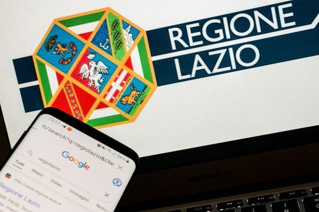 The Regione Lazio website (regione.lazio.it) has been hit by ransomware and is not reachable, as is the website for booking vaccines,  on August 1, 2021 in Rome, Italy. (Photo by Andrea Ronchini/NurPhoto via Getty Images) (Photo: NurPhoto via Getty Images)
