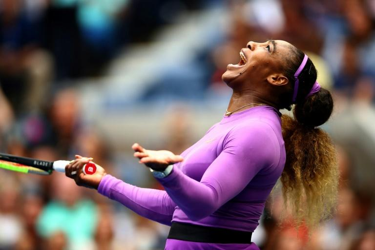 Serena Williams, le 7 septembre 2019 à New York