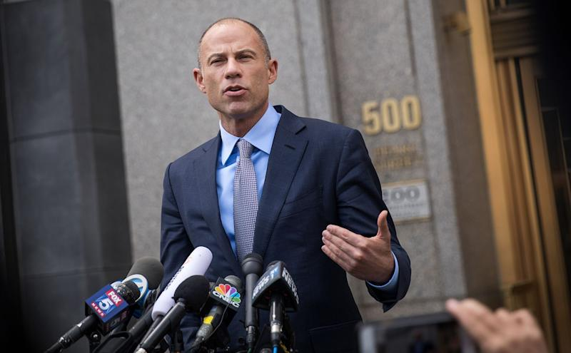 Stormy Daniels lawyer Michael Avenatti on Trump-Cohen tape: 'I know this is the tip of the iceberg'