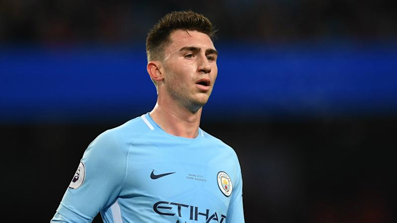 Laporte wants Man City to take 'once-in-a-lifetime' chance with title victory against Man Utd