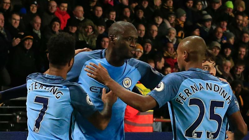 Toure: City want to be a winning machine like Barcelona and United