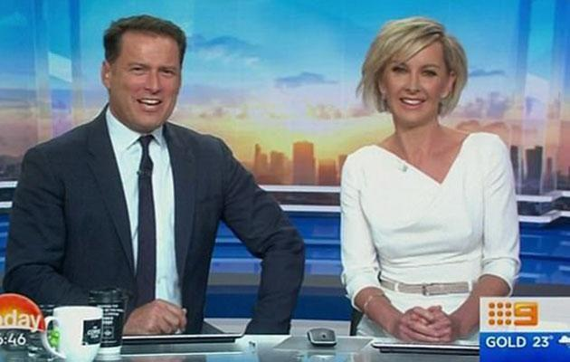 Viewers were keen to see Deb Knight step in for Lisa. Source: Channel 9