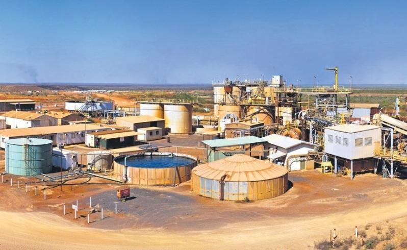 Tanami's Groundrush operation in the Northern Territory. Pictures: Tanami Gold
