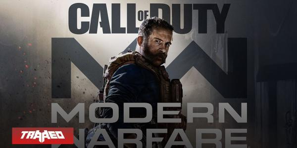 La beta del reboot de Call of Duty: Modern Warfare disponible para descargar en PS4