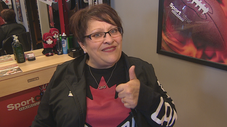 'It's just so nerve-racking,' says Sask. mother as son shoots for Olympic curling medal