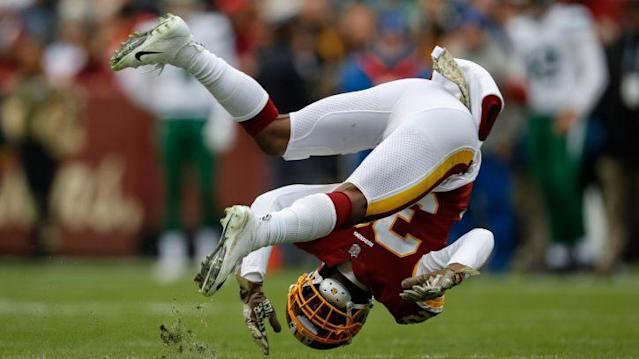 Redskins finally find the end zone, but still lose big to Jets