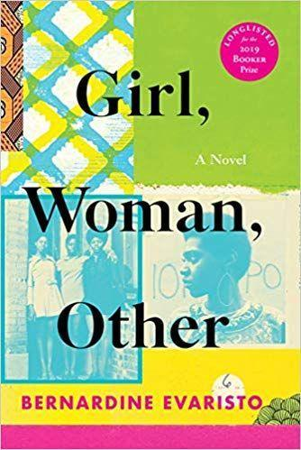"""<p>queerbooks.com</p><p><strong>$17.00</strong></p><p><a href=""""https://www.queerbooks.com/product/girl-woman-other-a-novel-booker-prize-winner/"""" rel=""""nofollow noopener"""" target=""""_blank"""" data-ylk=""""slk:Shop Now"""" class=""""link rapid-noclick-resp"""">Shop Now</a></p><p>This Booker Prize-winning book is about the interconnected lives of Black British women. It touches on the legacy of Britain's colonial history in Africa and the Caribbean and shows the intersection of the characters' identities through race, age, sexuality, and class. </p>"""