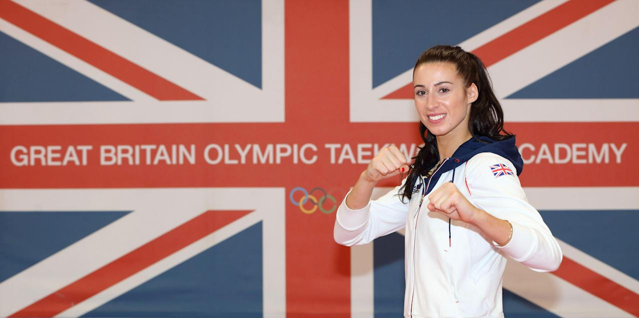 'I'd give it all up for Olympic gold,' says taekwondo world champion Walkden