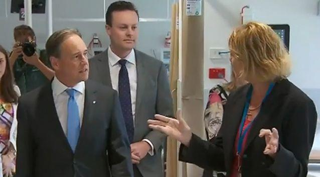Incoming health minister Greg Hunt says he knows of no plans to increase the levy. Photo; 7 News