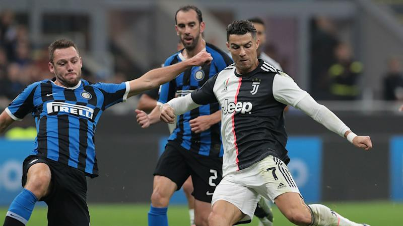 The battle for Serie A: How Juventus and Inter might fare over their next five games