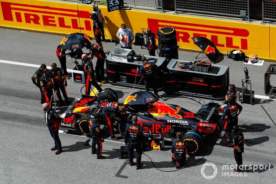 "Spielberg 2: Max Verstappen (Red Bull)<span class=""copyright"">Steven Tee / Motorsport Images</span>"