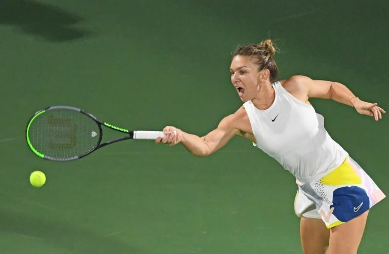 Simona Halep: 'I didn't feel great and my energy was low'