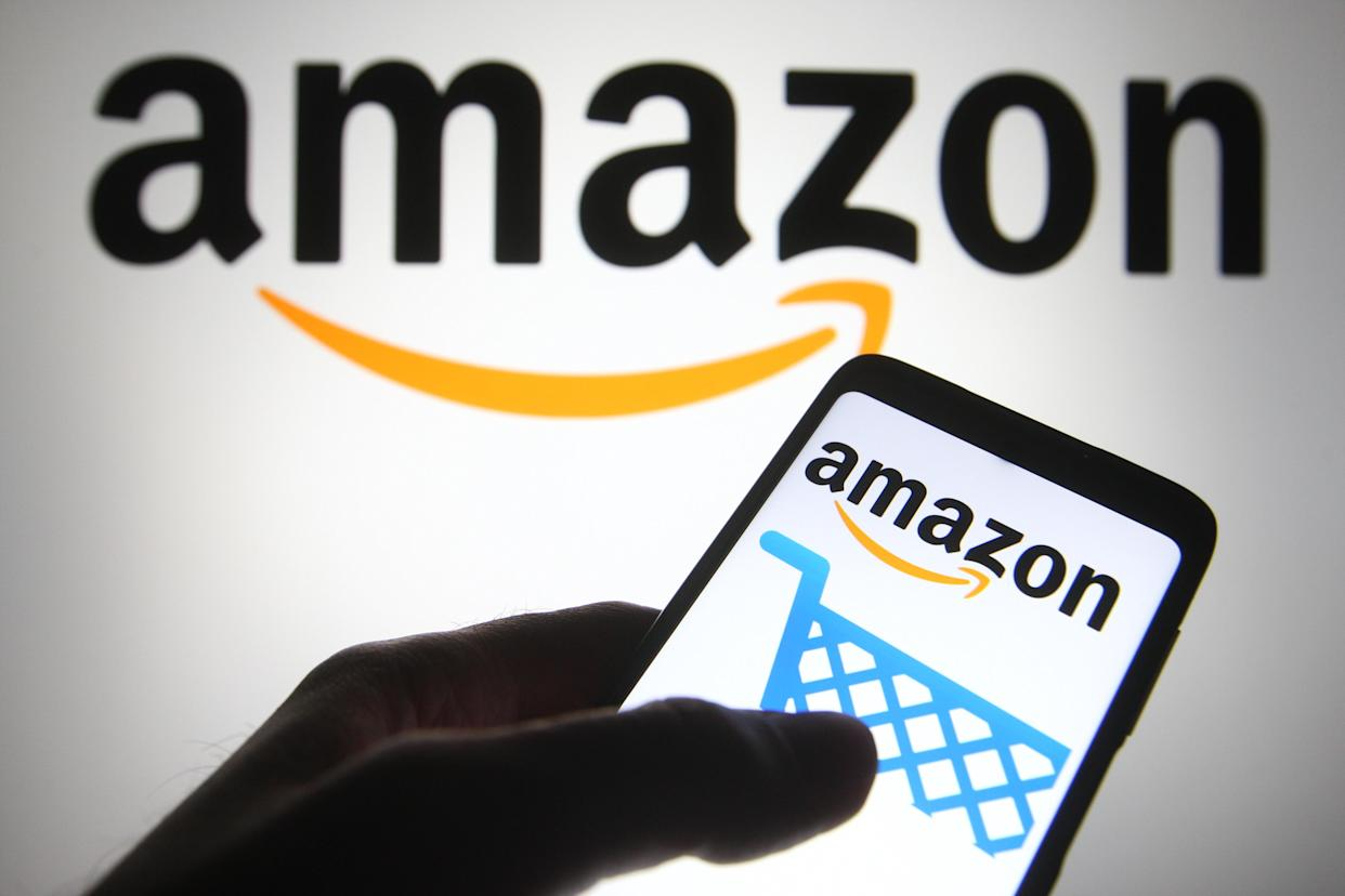 Click, tap, tell Alexa — whatever you have to do to get over to Amazon this weekend and save! (Photo: Getty)