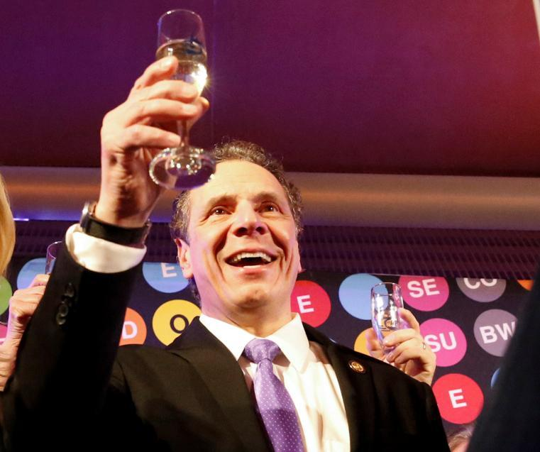 Cuomo Opposes Legal Weed While Helping His Alcohol Industry Donors