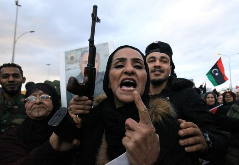 Tensions are high in Libya as mutiple foreign powers intervene in the civil conflict. Europe is seeking a political solution, and has warned against any assault on the capital