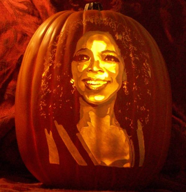 "<div class=""caption-credit""> Photo by: The Pumpkin Geek</div><div class=""caption-title""></div><b>Oprah <br></b> You get a pumpkin! You get a pumpkin! You get a pumpkin! You get a pumpkin!"