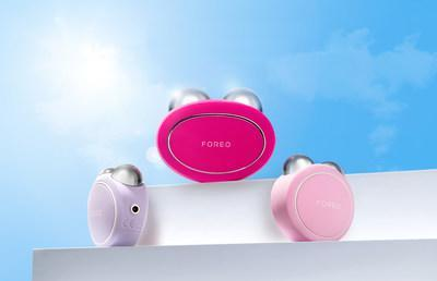 the new BEAR and BEAR mini microcurrent devices from FOREO