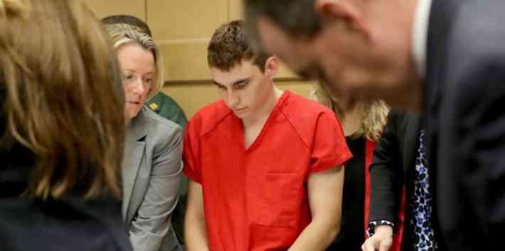 Nikolas Cruz Reportedly Cut Himself And Posted Photos Of It On Snapchat Months Before The Mass Shooting