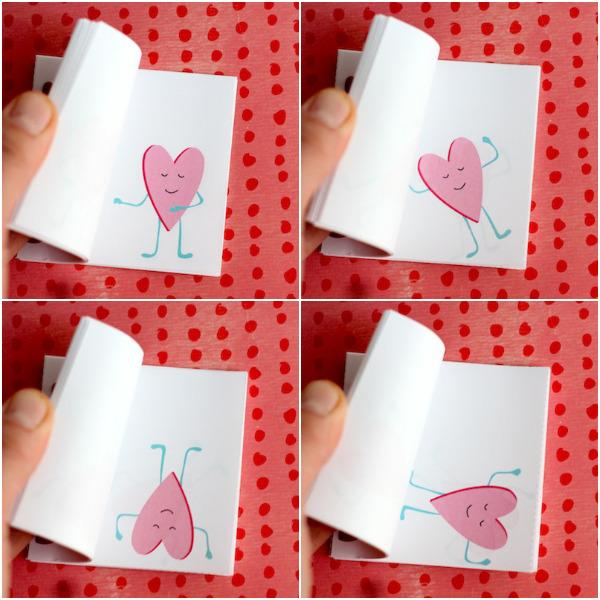 "<p>This little <a href=""http://www.youaremyfave.com/2013/02/08/a-flippin-valentine-is-my-fave/"">downloadable</a> flip book will be someone's new favorite rom-com. <i>(Photo: <a href=""http://www.youaremyfave.com/2013/02/08/a-flippin-valentine-is-my-fave/"">You Are My Fave</a>)</i></p>"