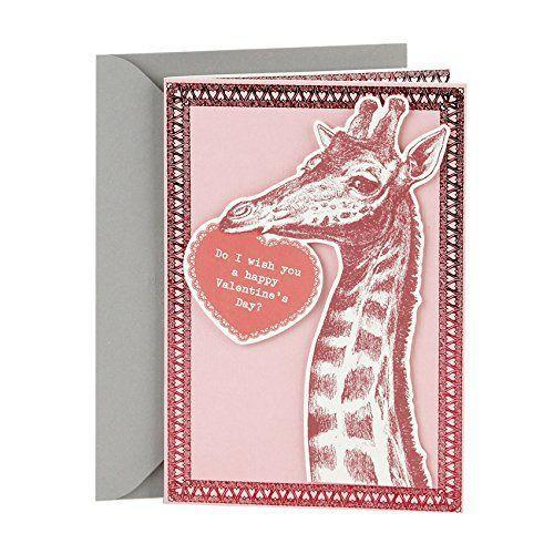 "<p>The inside of this card reads, ""You bet giraffe I do!"" and it's one of the best punchlines we've ever heard.</p><br><br><strong>Hallmark</strong> Shoebox Funny Valentine's Day Card (Giraffe Joke), $4.99, available at <a href=""https://www.amazon.com/Hallmark-Shoebox-Valentines-Greeting-Giraffe/dp/B01N5741XQ/ref=sr_1_7?ie=UTF8&qid=1548439547&sr=8-7&keywords=funny%2Bvalentine&th=1"" rel=""nofollow noopener"" target=""_blank"" data-ylk=""slk:Amazon"" class=""link rapid-noclick-resp"">Amazon</a>"