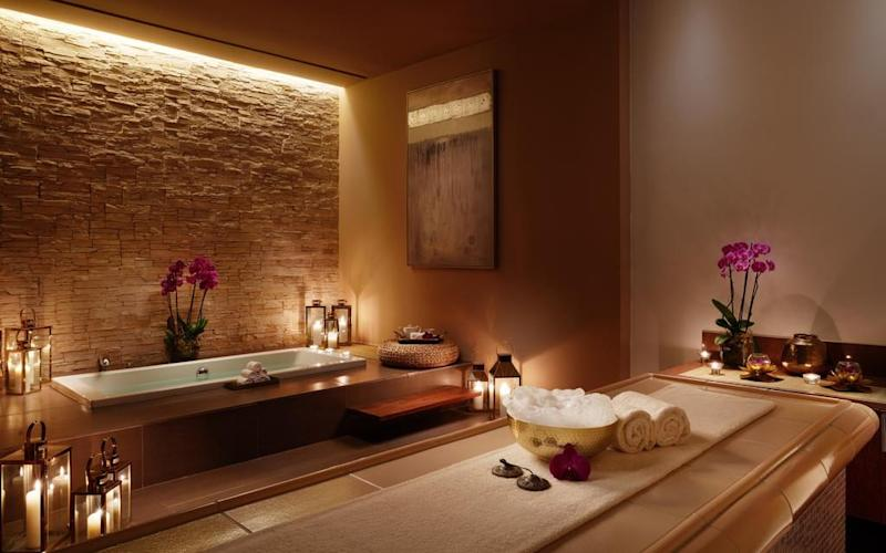 Service is noticeably efficient and genuinely friendly at Corinthia Hotel Lisbon's spa