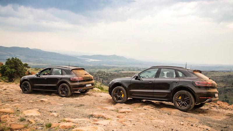2019 Porsche Macan Gets Dirty For Latest Teaser Debuts Late July