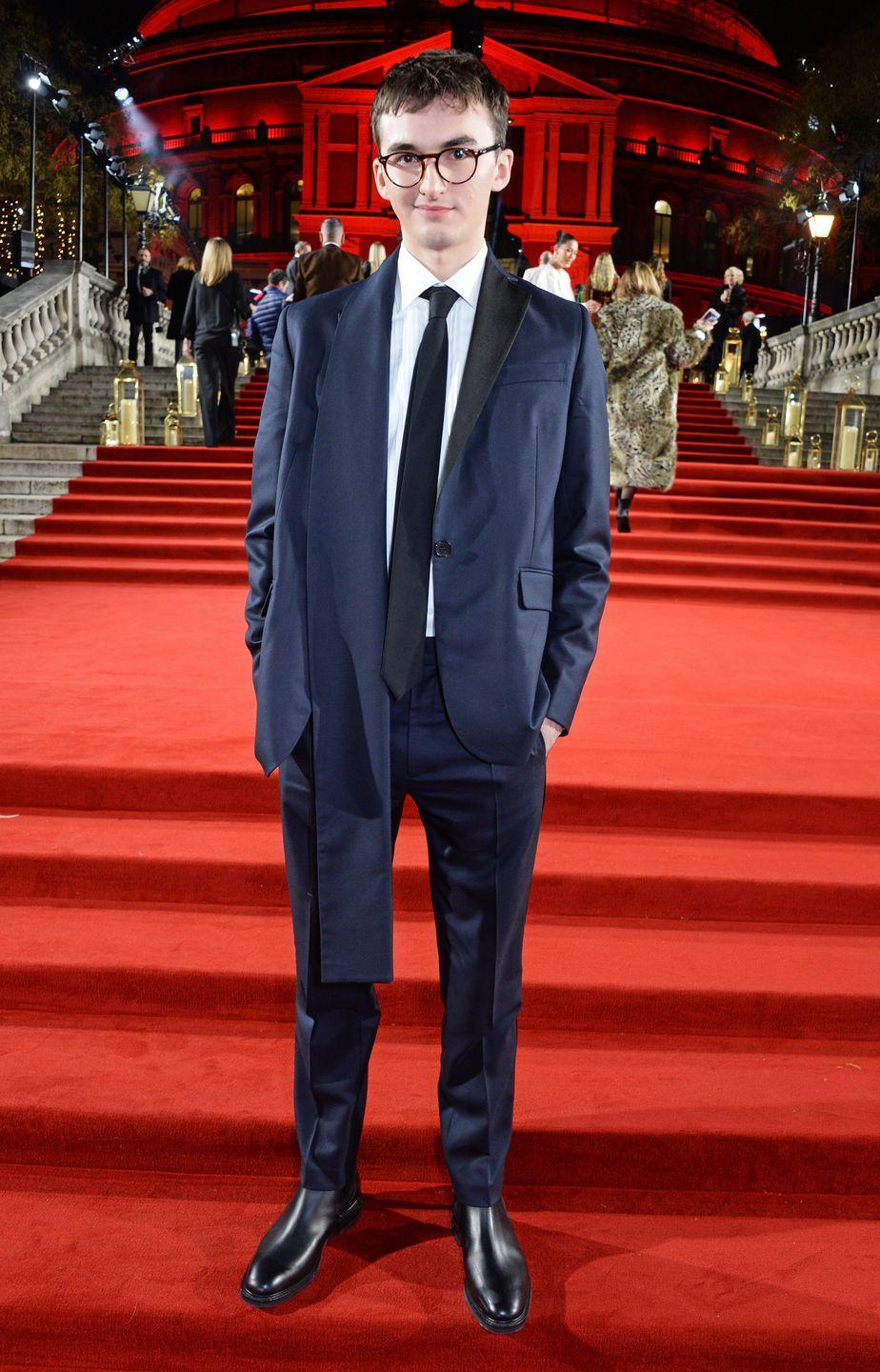 <p>Isaac Hempstead-Wright, who plays Bran Stark, in 2018.</p>