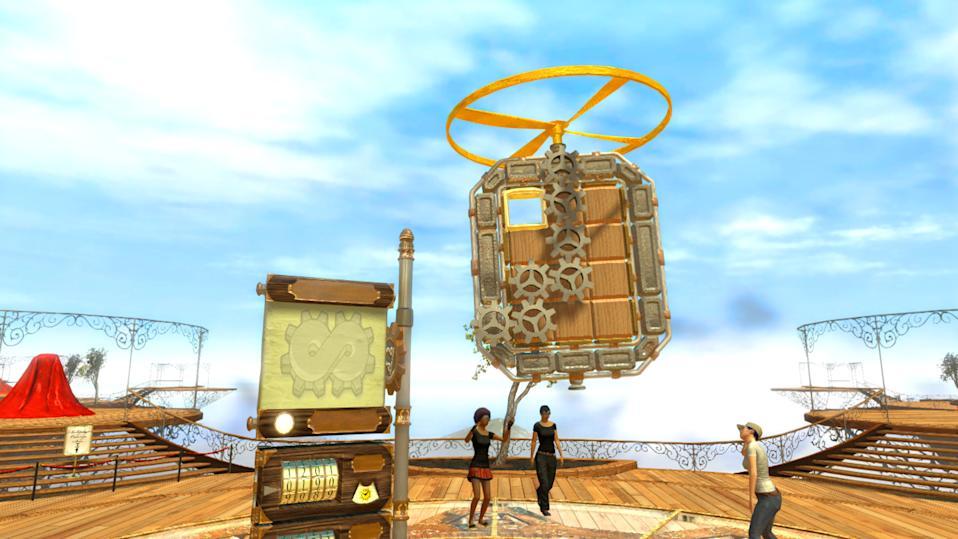 PlayStation Home Cogs