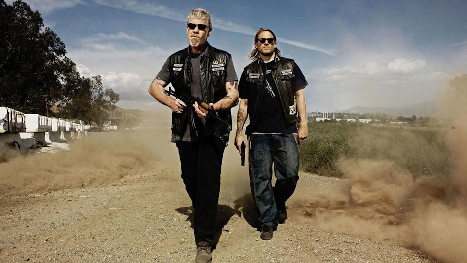 Sons of Anarchy Hulu