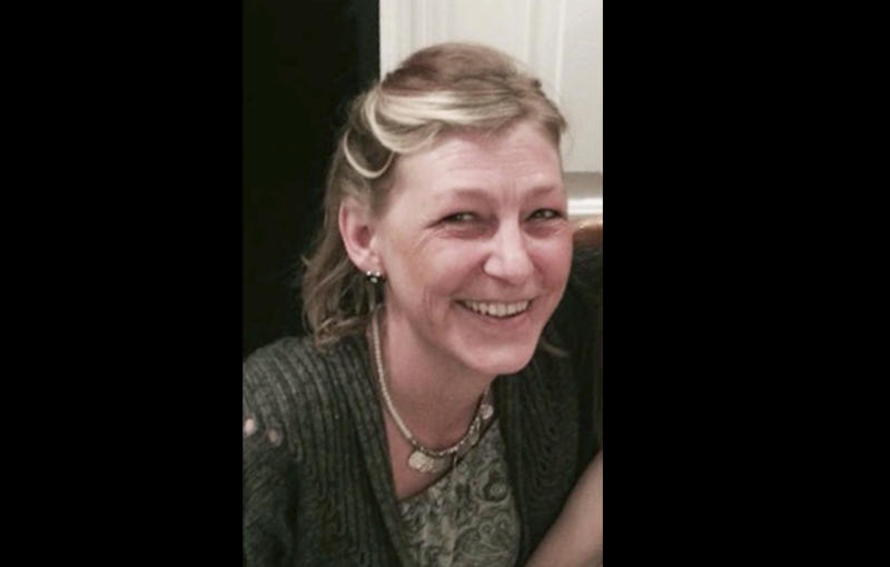 This is an undated handout photo issued by Metropolitan Police of Dawn Sturgess, who died after being exposed to nerve agent novichok. Authorities have broadened their investigation into the nerve agent poisoning of an English couple, seizing a car in a third community in southwestern England. Police seized a car in the large town of Swindon as part of their probe into the death of 44-year-old Dawn Sturgess, who was exposed to Novichok, a military-grade nerve agent produced in the Soviet Union during the Cold War. Her partner Charlie Rowley, 45, is critically ill. (Metropolitan Police via AP)