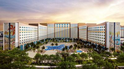 Universal Orlando Resort's 2,050-room Dockside Inn and Suites opens March 17, 2020. It's just one of 30 new openings in Orlando this year.