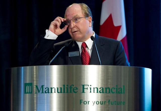 <p>No. 12 (tie): Manulife CEO Donald Guloien<br>CEO approval rating: 93 per cent<br>(Reuters) </p>