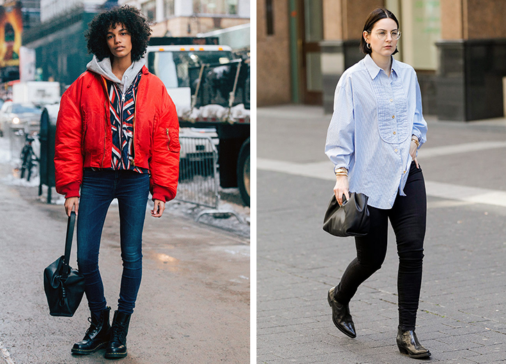 31 Skinny Jean–and Ankle Boot Outfits