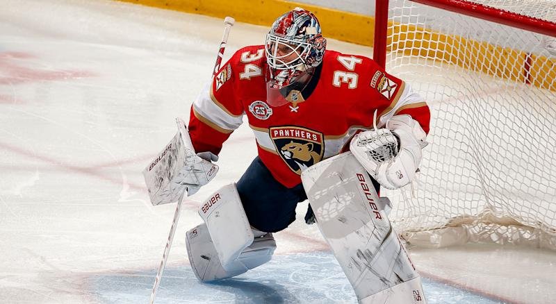 Hurricanes acquire Reimer in swap of goalies with Panthers