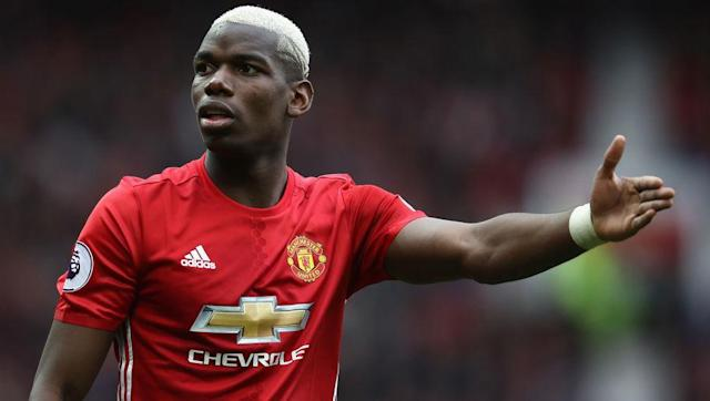 <p><strong>Number of times hit the woodwork this season: 6</strong></p> <br><p>The world's most expensive player, Pogba was always going to have it all to do following his record breaking transfer from Juventus to Manchester United last summer. </p> <br><p>The tall Frenchman has been somewhat of a flop for the Red Devils and has been off-target when unleashing his powerful strikes. </p>