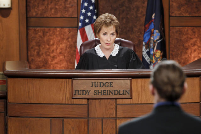 Judge Judy Sheindlin just won a court case regarding her eight-figure salary. (Photo: Getty Images)