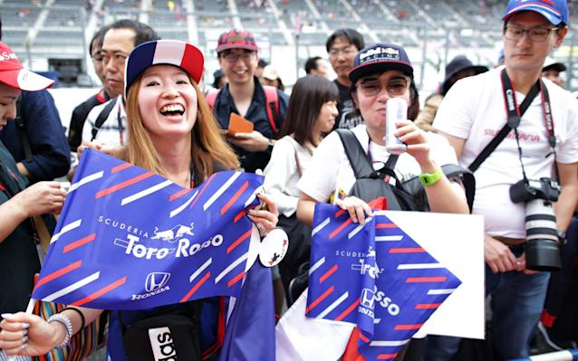 The 2019 Japanese Grand Prix takes place at Suzuka this weekend - Getty Images AsiaPac