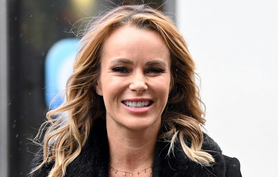 Amanda Holden says BGT 2021 is still under discussion. (Getty Images)